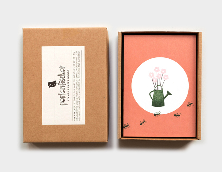 Stamp set | Gartenliebe