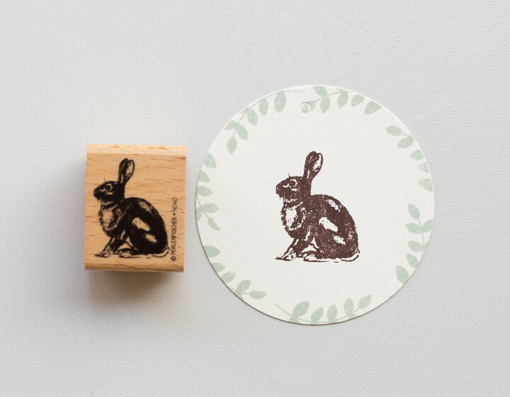 Stamp | Hase