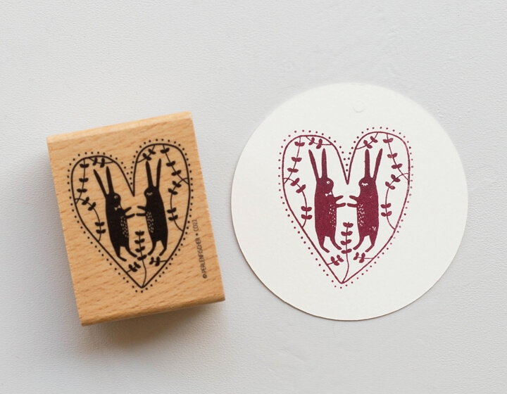 Stamp | Hasenliebe groß | SALE