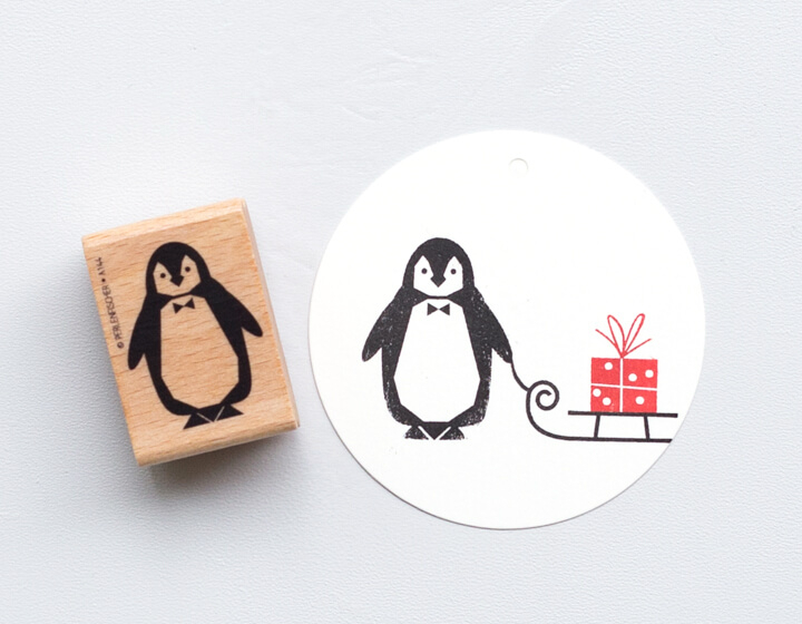 Stamp | Pinguin
