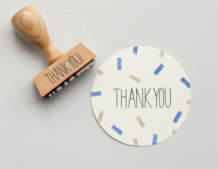 Stempel | Thank You