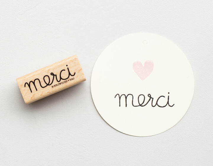 Stamp | Merci